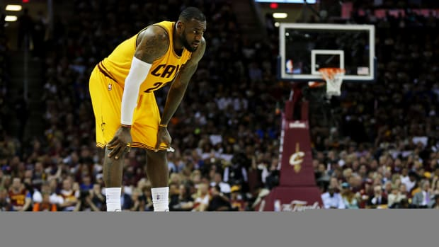 How Cavaliers took series lead against Warriors in NBA Finals