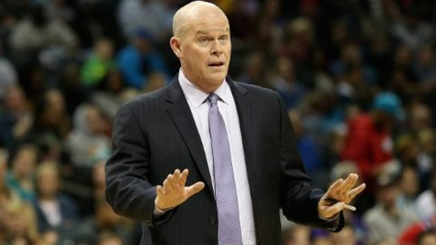 Hornets coach Steve Clifford signs multi-year contract extension--IMAGE