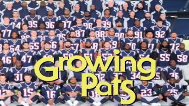 Patriots' Julian Edelman posts hilarious 'Growing Pains' parody