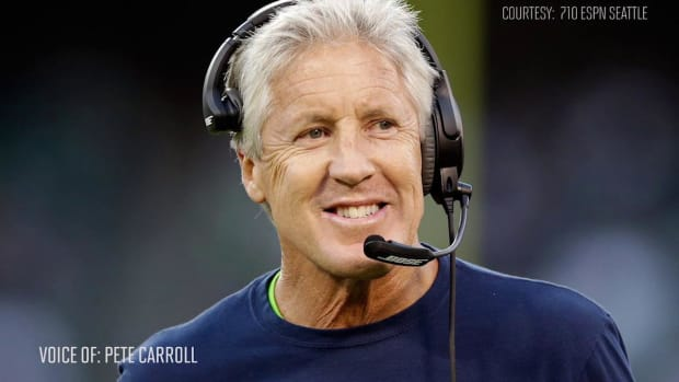 Pete Carroll: Kam Chancellor in 'rare form' at practice--image
