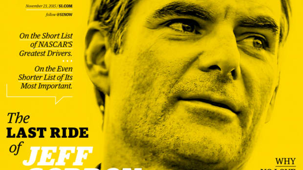 Jeff Gordon lands SI cover - IMAGE