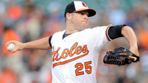 Braves sign veteran Bud Norris to one-year, $2.5 million deal -- IMAGE