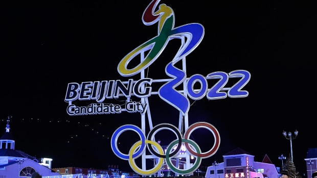 Beijing selected as host of 2022 Winter Olympics--IMAGE