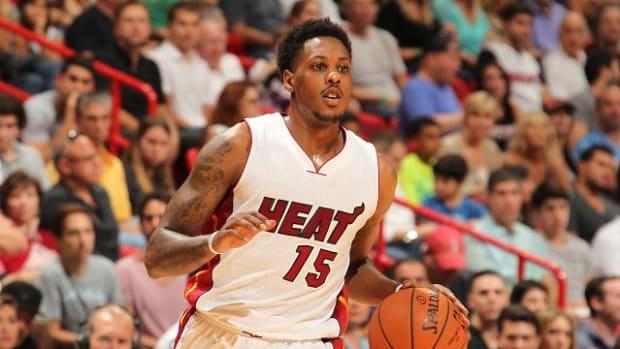 Report: Miami Heat trade Mario Chalmers to Memphis Grizzlies - IMAGE