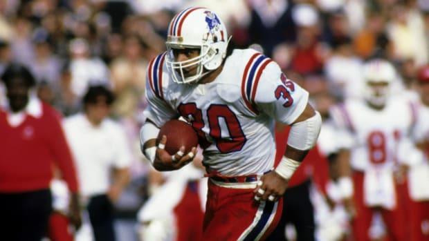 Former Patriots linebacker Mosi Tatupu
