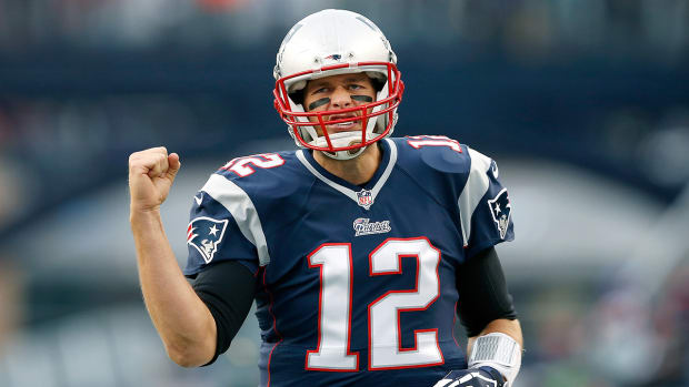 Patriots QB Tom Brady poised for record day - image