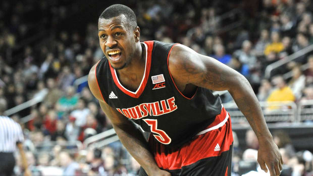 Louisville suspends guard Chris Jones IMAGE