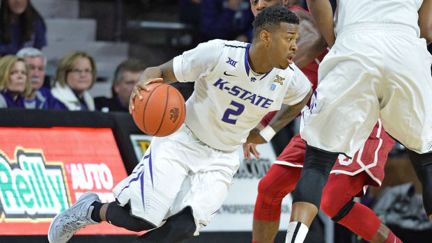 Kansas State dismisses Marcus Foster, Tre Harris IMAGE