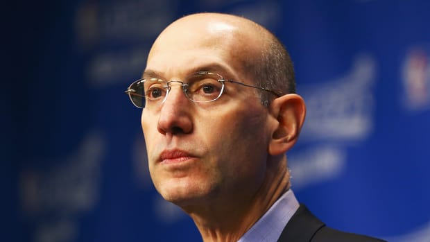 Adam Silver: No playoff change until '16-'17 season