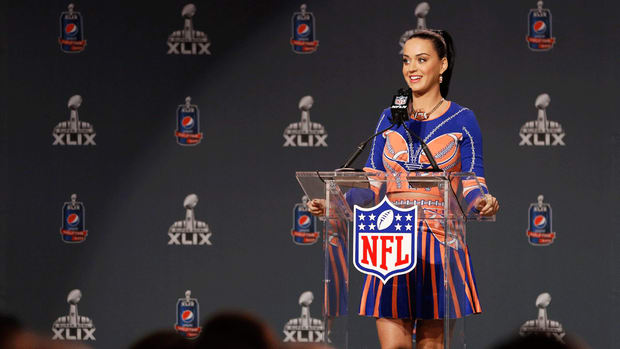 Katy Perry: 'Nothing in my peformance will be deflated'