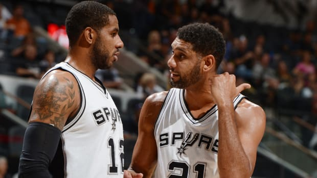 Fast Breaks: San Antonio Spurs team preview IMAGE