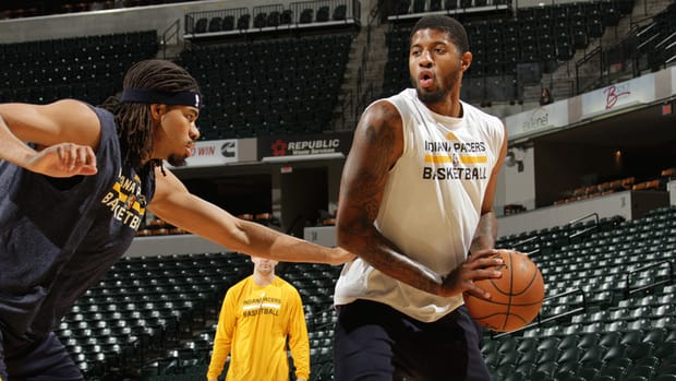 Larry Bird on Paul George: 'I expect him to play this year'