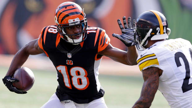 Benoit's Film Room: A.J. Green IMAGE
