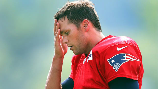 Report: No chance of NFL, Brady settlement before Wednesday hearing - IMAGE