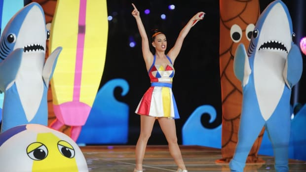 Katy Perry halftime show: Watch full Super Bowl performance