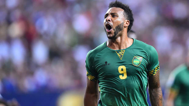 Jamaica hands U.S. first Gold Cup semifinals loss since 2003 IMAGE