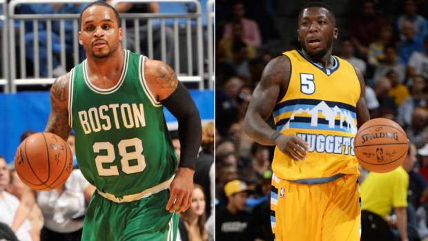 Jameer Nelson Celtics Nate Robinson Nuggets 960