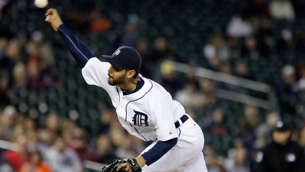 Tigers trade Joakim Soria to Pirates IMAGE