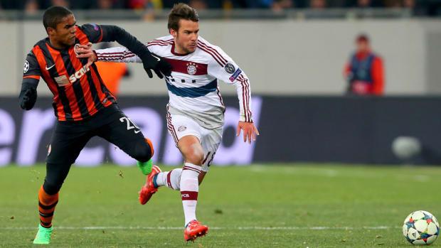 Bayern Shakhtar