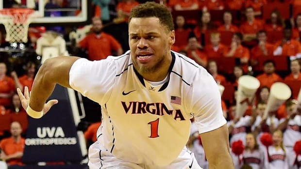 Justin Anderson (appendectomy) out vs. Louisville IMAGE