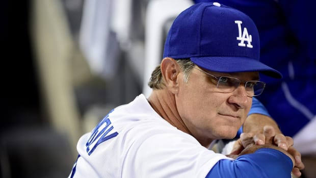 Don Mattingly: Emotional decision to leave Dodgers is best for both parties--image