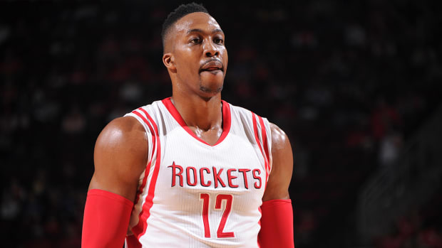 Dwight Howard out 6-8 weeks, has no structural damage in knee IMAGE