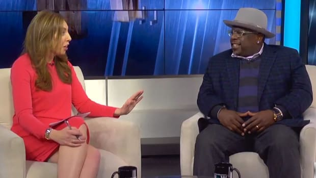 Are Brooklyn Decker and Cedric the Entertainer best friends? - Image