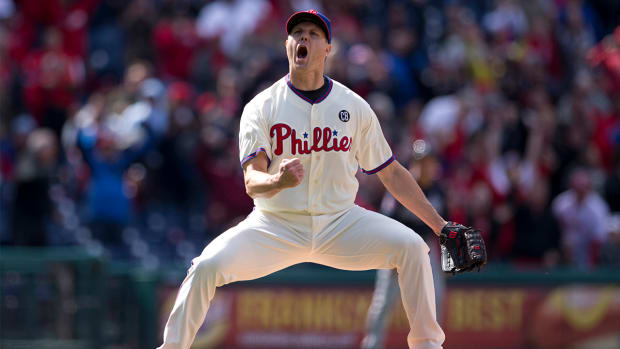 Phillies closer Jonathan Papelbon: 'I want to go play for a contender'--IMAGE