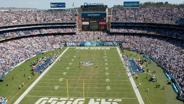 NFL: Unlikely league returns to San Diego if Chargers leave IMAGE