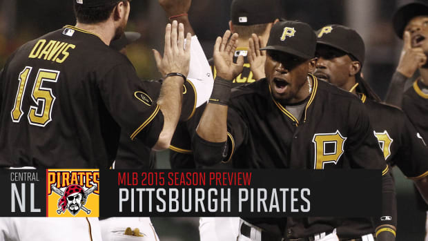 Verducci's Quick Pitch: 2015 Pittsburgh Pirates IMG