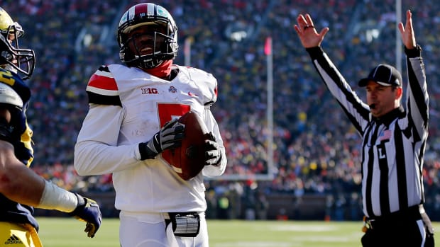 Braxton Miller to move from quarterback to receiver IMAGE