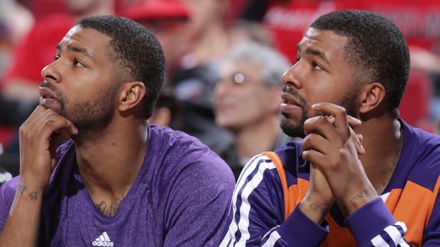 Report: Suns' Markieff, Marcus Morris focus of assault investigation