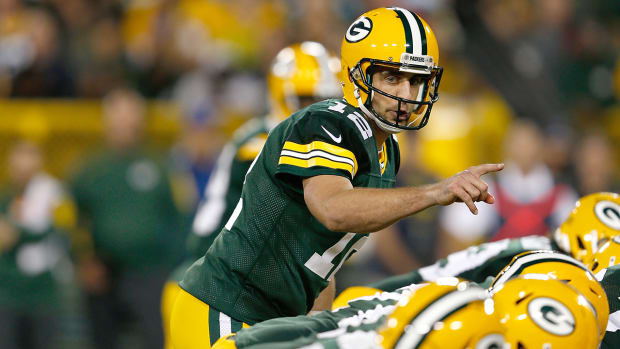Rodgers, Packers beat Chiefs, remain undefeated - IMAGE