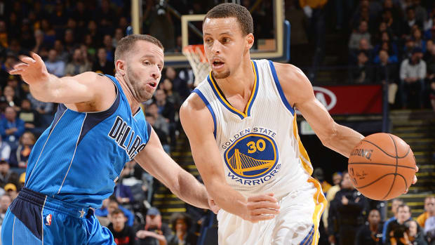 Steph Curry Warriors Mavericks 960