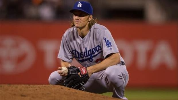Reports: Zack Greinke Agrees to six-year deal with Diamondbacks -- IMAGE