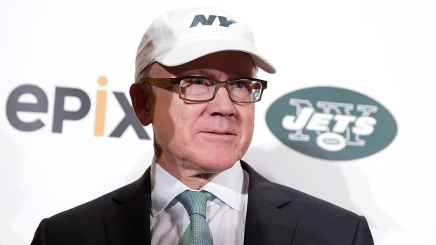 Tampering charges filed against Jets