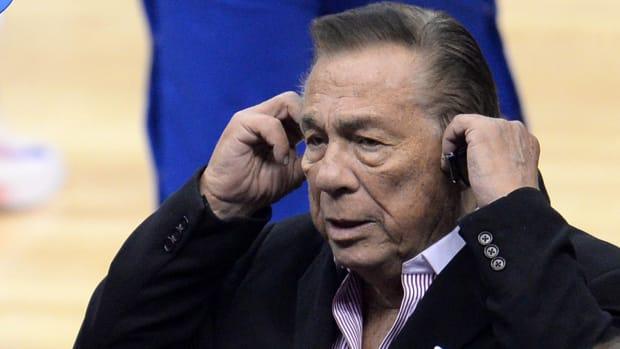 Donald Sterling sues TMZ, V. Stiviano over audio recording--IMAGE