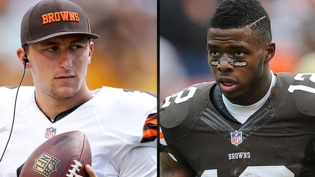 Is Johnny Manziel or Josh Gordon more important to the Browns' future?-image