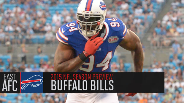 Buffalo Bills 2015 season preview IMAGE