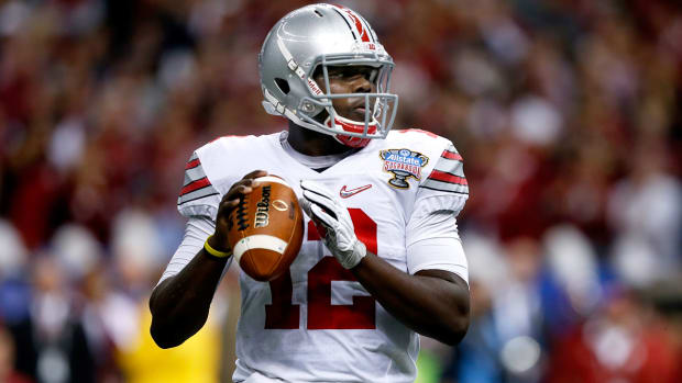 T.O. on why Cardale Jones needs fine tuning before heading to the NFL - Image