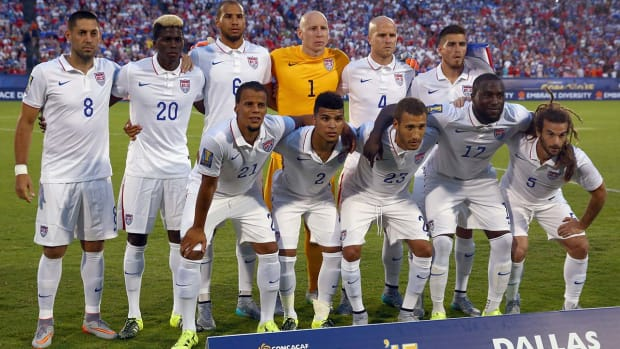 USA beats Honduras 2-1 in Gold Cup opener IMAGE