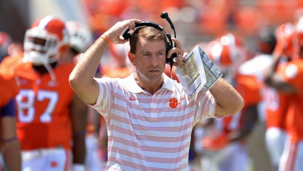 You Don't Know Dabo: The colorful, charismatic Dabo Swinney is the new king of football in South Carolina
