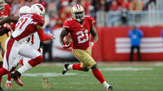 Frank Gore signs Indianapolis Colts