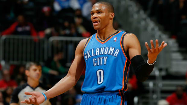 Don't leave Russell Westbrook hanging