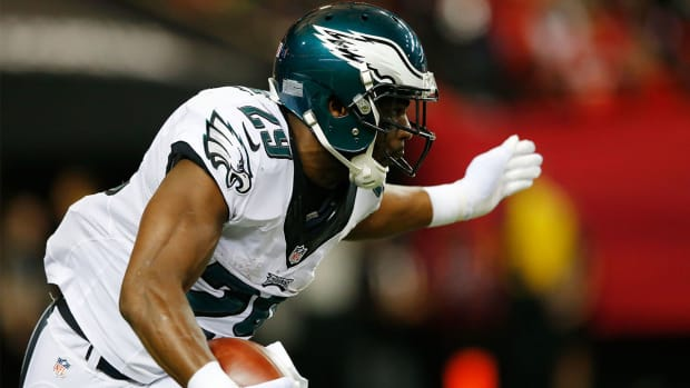 Eagles RB DeMarco Murray: I'm not getting enough touches--IMAGE