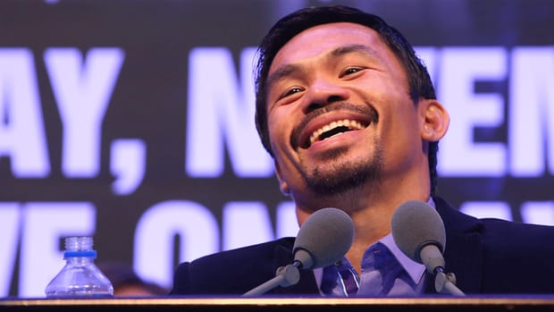 Bets for Manny Pacquiao narrow odds in Mayweather vs Pacquiao bout