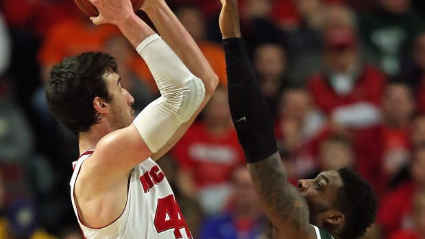 frank kaminsky wisconsin badgers