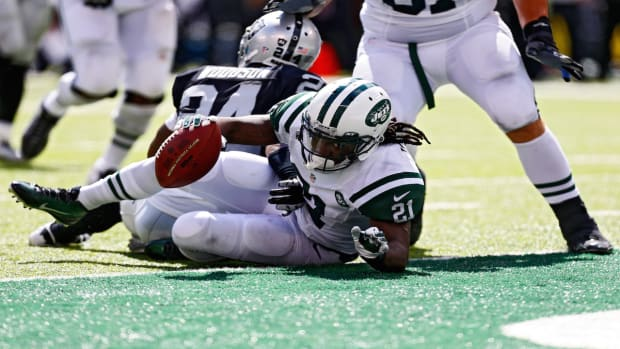 Ex-Jets RB Chris Johnson shot in drive-by, in stable condition