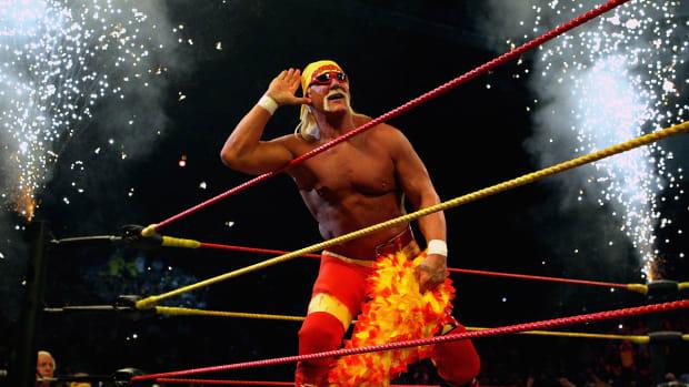 Report: WWE and Hulk Hogan Part Ways IMAGE