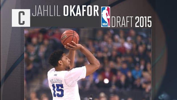 2015 NBA draft: Jahlil Okafor profile IMG